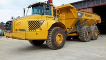 2004 Volvo A35D