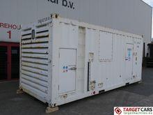 2007 Cummins C1250D2R Generator