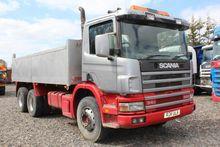1997 Scania 94 260