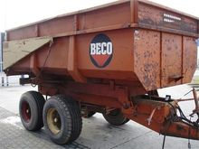 Used Beco 8T in Sidd
