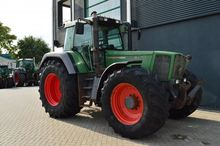 Used Fendt, tractor
