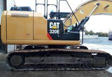 2012 Caterpillar 320 E