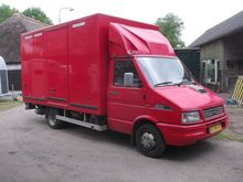 1996 Iveco Daily Paarden auto