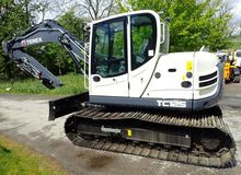 Used 2016 Terex TC12