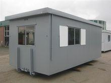 Bohmer SU394 Unit met toilet ca