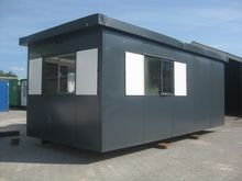 Bohmer SU395 - Schaft / kantoor