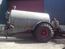 Used ipsem 8m3 tank