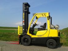 Used 2016 Hyster H3.