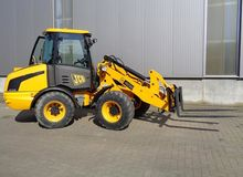 2008 JCB 406 MINI SHOVEL