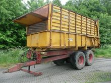 Used Miedema kipwage