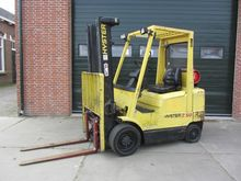 Used 2002 Hyster 2,5