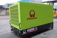 2016 Aggregaat Pramac Diesel GB