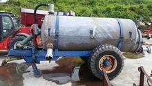 Bazzoli mesttank 4500 Liter