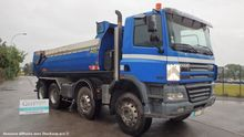 Used DAF CF85 in Esc