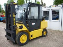 Used 1990 Hyster H80