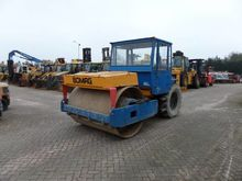 Used 1990 Bomag 10 t