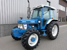 Used Ford 5610 4WD i