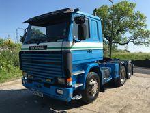Used 1990 Scania R11