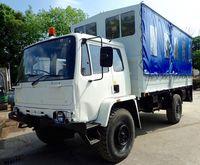 DAF 45-150 4x4 EX MOD Crew Bus