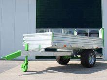 Zocon 4,5 ton Kieper