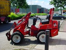 Used 2001 WEIDEMANN