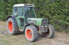Fendt, tractor 275 S