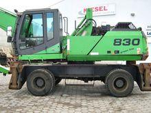 Used Sennebogen 830M