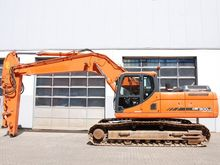 Used Doosan DX300LC