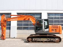 Used Hitachi ZX180LC