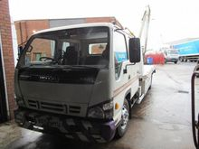 Used 2007 Isuzu NQR