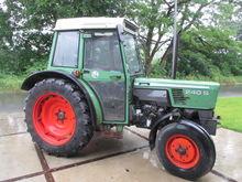 1989 Fendt 240 S 4x2 40KM/H