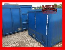 RECYCLING CONTAINER OP OPEN FLA