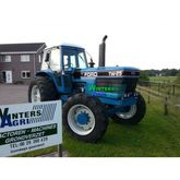 Used Ford TW 25 TW 2