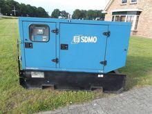 Used 2007 SDMO 44 kv
