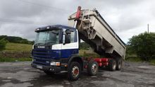 Used 2003 Scania P11