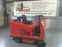 2000 RCM veeg-zuigmachine
