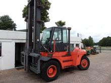 Used 2002 Linde h 10