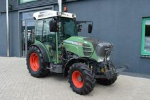 Used 2010 Fendt, 210