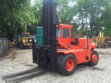 Used 1980 LMV 10 ton