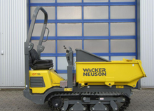 2012 Wacker Neuson DT15