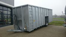 Slootsmid Mestcontainer 45, 60,