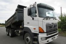 Used 2006 Hino FS in