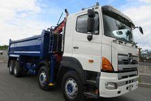 Used 2008 Hino 3241