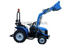 Solis 20 4WD minitractor + fron
