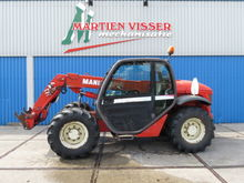 2002 MANITOU MLT 526 COMPACT