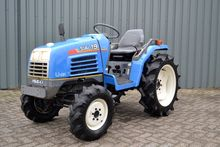 Iseki Sial 19 mini-tractor
