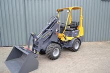 Eurotrac W11 mini-loader
