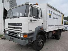 1992 DAF 1900 4X4 MANUEL