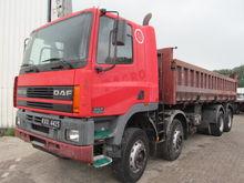 Used 1999 DAF CF85.4