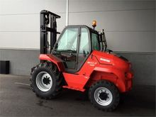 Used 2016 Manitou M3